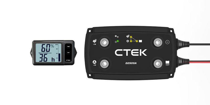 CTEK 20A Off Grid