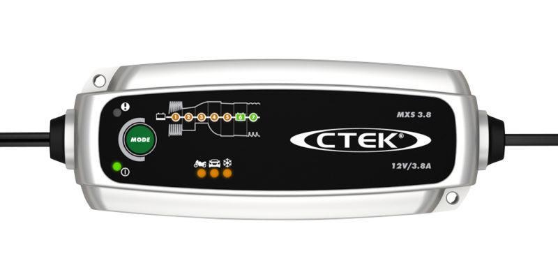 Ładowarka CTEK MXS 3.8A