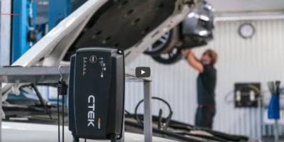 Ladowarka-CTEK-PRO25S-video